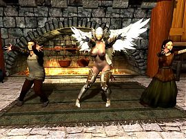 Skyrim - Sexy Dance #16